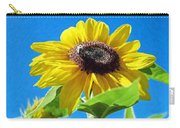 Sun Flower - Id 16235-142743-3974 Carry-all Pouch