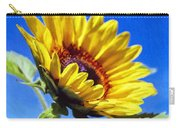 Sun Flower - Id 16235-142812-7136 Carry-all Pouch