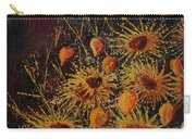 Sun Flowers And Physialis  Carry-all Pouch