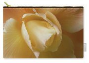 Sun Kissed Begonia Flower Carry-all Pouch