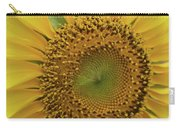 Sun Of Flowers Carry-all Pouch
