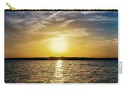 Sun On The Lake Carry-all Pouch