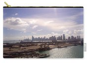 Sun Over Miami Carry-all Pouch