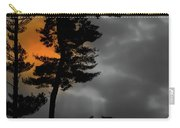 Sun Over Spring Ridge Carry-all Pouch