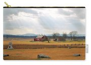 Sun Rays On Codori Farm. Carry-all Pouch