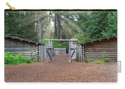 Sun Rays Over Fort Clatsop Carry-all Pouch