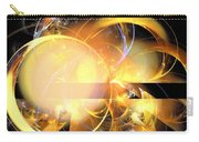 Sun Rings Spiral Carry-all Pouch