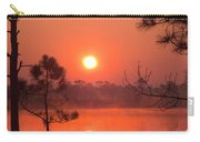 Sun Rise At Red Lake Grayton Beach State Park Florida Carry-all Pouch