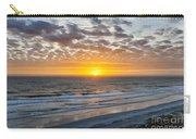 Sun Rising Over Atlantic Carry-all Pouch