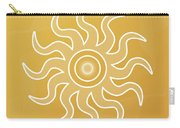 Sun Salutation Carry-all Pouch