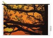 Sun Set At Rancho Palos Verdes, Cali Carry-all Pouch