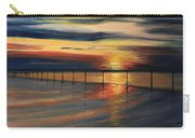 Sun Set At Seabridge Carry-all Pouch