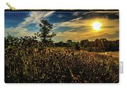 Sun Setting At Valley Forge Carry-all Pouch