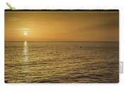 Sun Setting In Barbados Carry-all Pouch