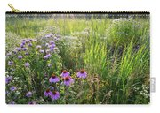 Sun Setting On Shelley Kelly Prairie Carry-all Pouch
