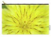 Sun Stamens And Dandelion Petals   Carry-all Pouch