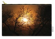 Sun Trees Carry-all Pouch
