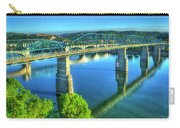 Sun Up Reflections Chattanooga Tennessee Carry-all Pouch