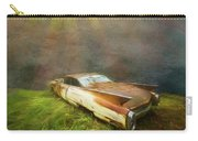 Sunbeams On A Classic Cadillac Carry-all Pouch
