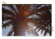 Sunbeams Through The Palms Carry-all Pouch