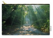 Sunbeams Through Trees Carry-all Pouch