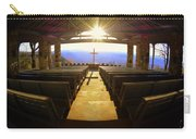 Sunburst At Pretty Place  Carry-all Pouch