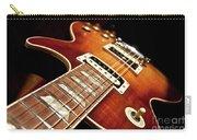 Sunburst Electric Guitar Carry-all Pouch