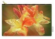 Sunburst Orange Azalea Carry-all Pouch