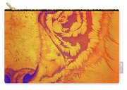 Sunburst Tiger Carry-all Pouch