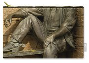 Sundance Kid Statue 5 Carry-all Pouch