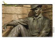 Sundance Kid Statue 6 Carry-all Pouch