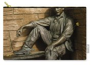 Sundance Kid Statue Carry-all Pouch