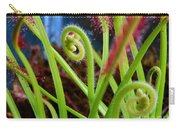 Sundew Drosera Capensis 3 Carry-all Pouch