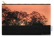 Sundown Abstract Carry-all Pouch