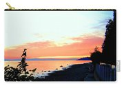 Sundown From West Vancouver Carry-all Pouch