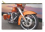Sundown - Harley Street Glide Carry-all Pouch