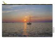 Sundown In The Tropics Carry-all Pouch