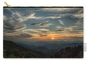 Sundown On The Parkway Carry-all Pouch