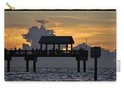 Sundown Pier Carry-all Pouch