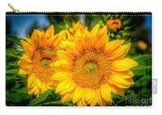 Sunflower 10 Carry-all Pouch