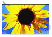 Sunflower 12 Carry-all Pouch