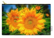 Sunflower 9 Carry-all Pouch