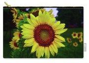 Sunflower After A Summer Rain Carry-all Pouch