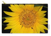 Sunflower At Dusk Carry-all Pouch