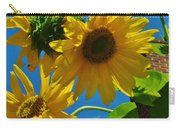 Sunflower  Carry-all Pouch