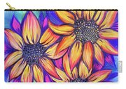 Sunflower Bundle Carry-all Pouch