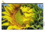 Sunflower By Design Carry-all Pouch