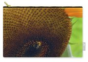Sunflower Close Up Carry-all Pouch