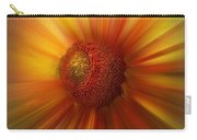 Sunflower Dawn Zoom Carry-all Pouch