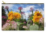 Sunflower Day Carry-all Pouch